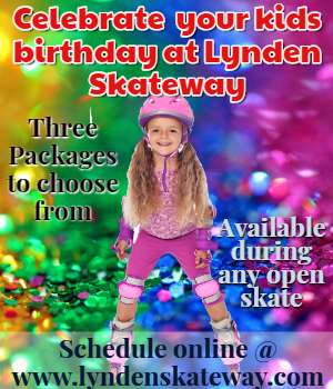 Lynden Skateway Birthday Guide