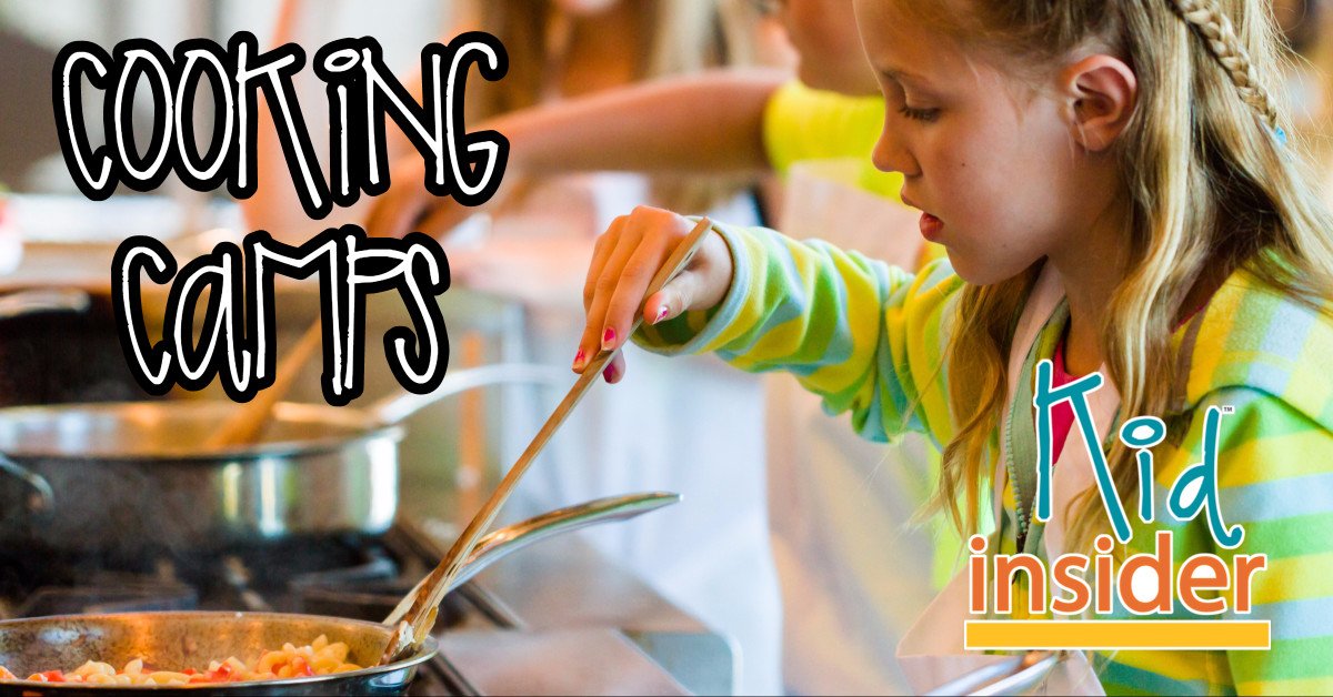 Cooking Camps for Kids in Whatcom County, WA