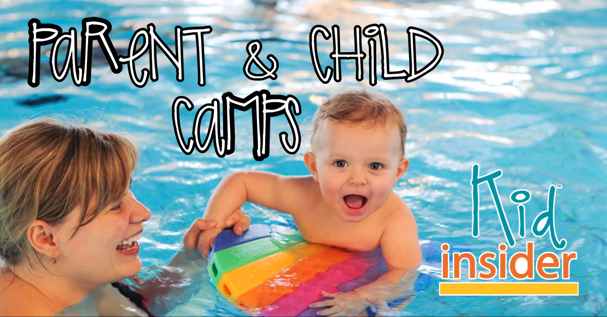 Parent and Child Summer Camps in Whatcom County, WA