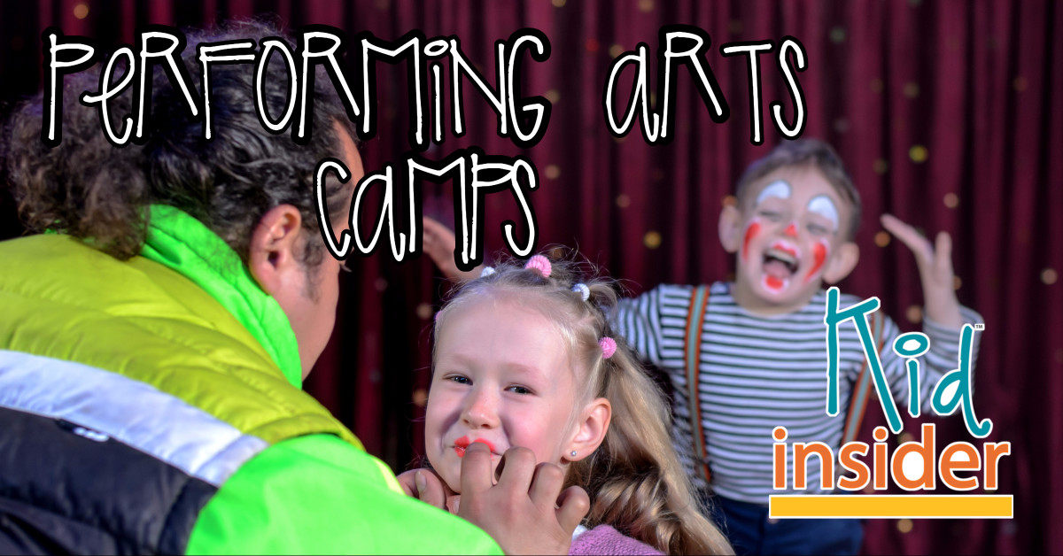 Performing Arts Summer Camps in Whatcom County, WA