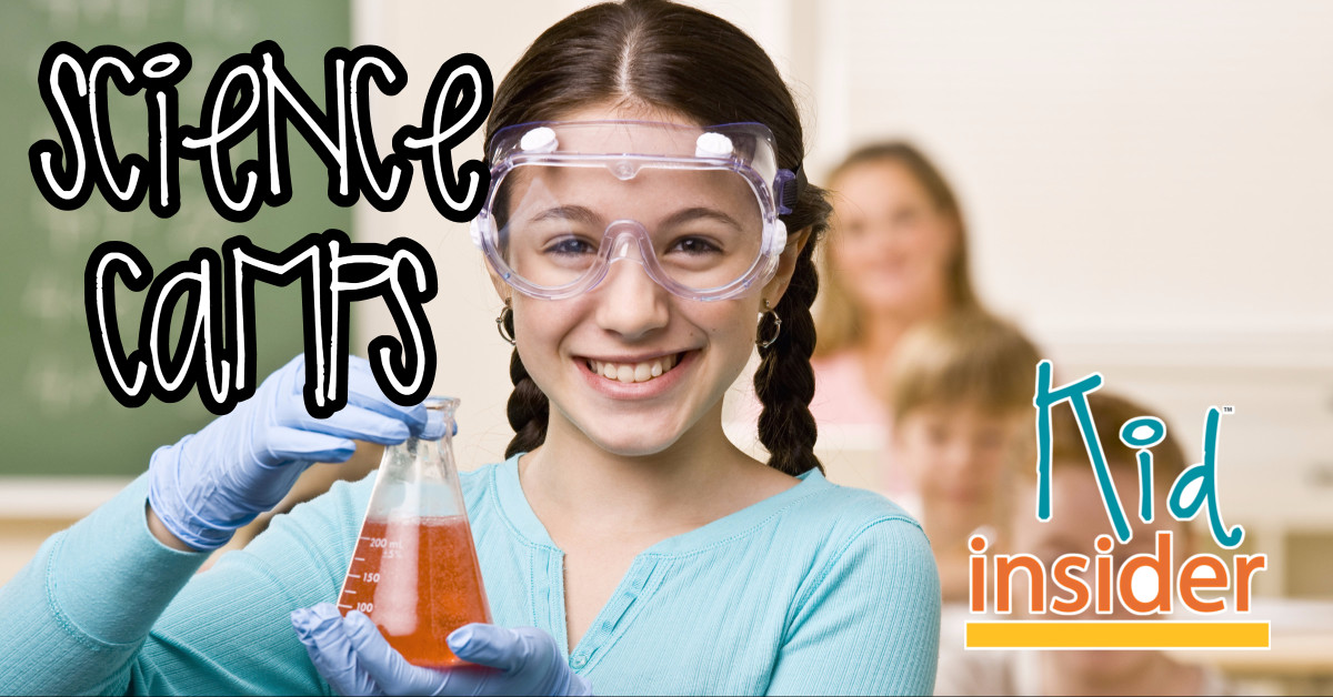 Summer Science Camps in Whatcom County, WA