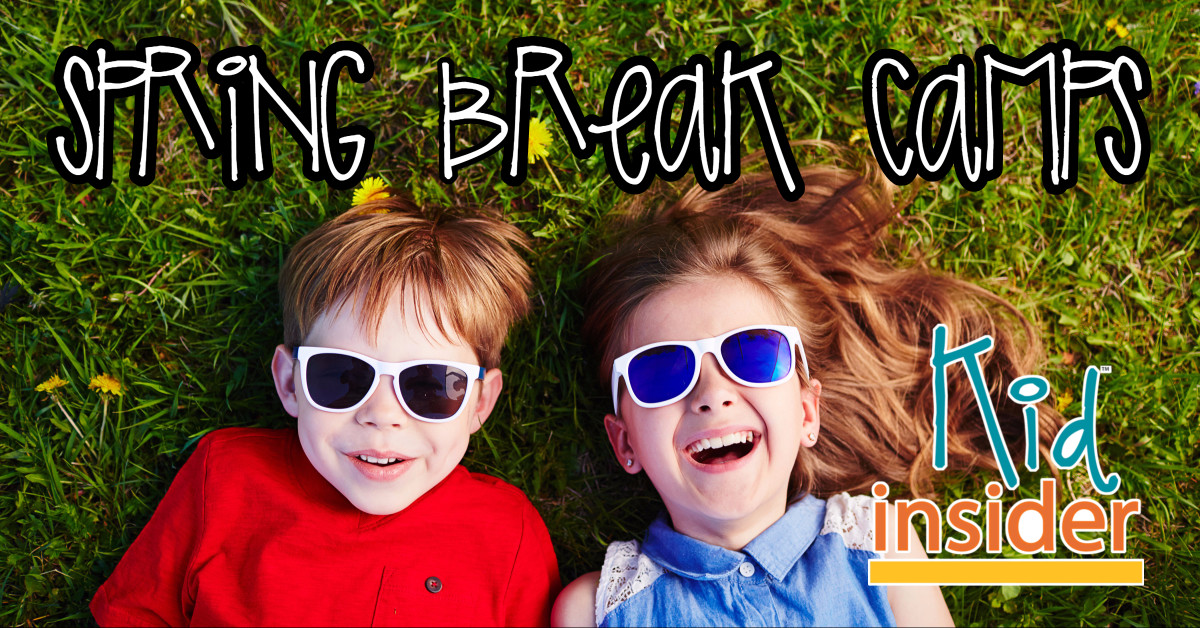 Spring Break Camps in Whatcom County, WA