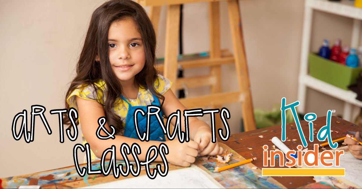 Art Classes for Kids in Whatcom County, WA
