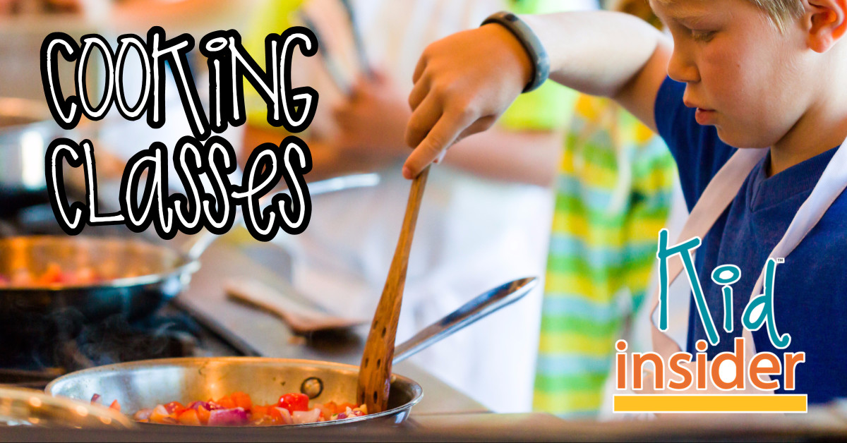 Cooking Classes for Kids in Whatcom County, WA