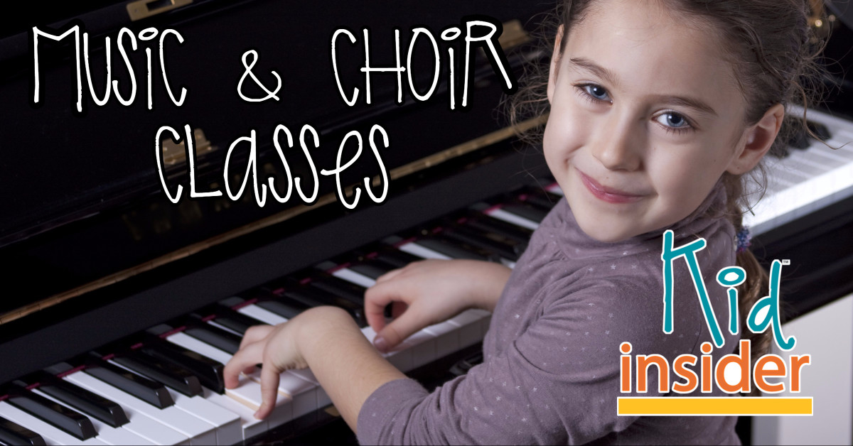 Music Classes for Kids in Whatcom County, WA