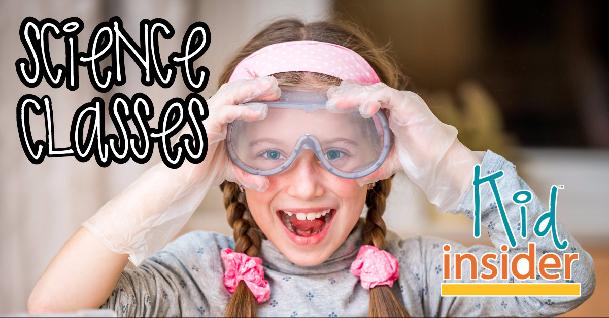 STEM Classes for kids in Whatcom County, WA