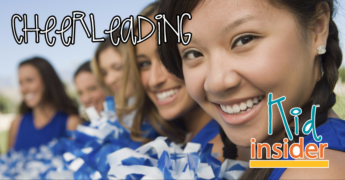 Cheerleading for kids in Whatcom County, WA