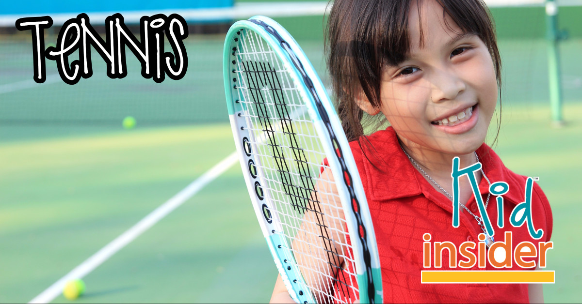 Tennis for kids in Whatcom County, WA