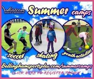Bellingham Sportsplex Camps for Kids