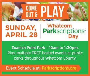 Whatcom Parkscriptions Day