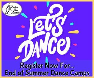 Day To Day Dance Summer Camp