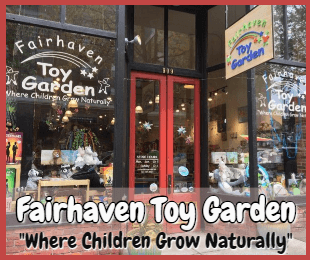 Fairhaven Toy Garden Large Border