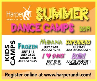 Harper  I Summer Camps 2019