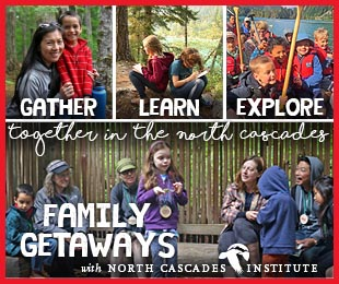 North Cascade Institute Family Getaways