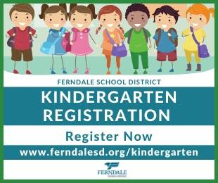 Ferndale School District Kinder Registration