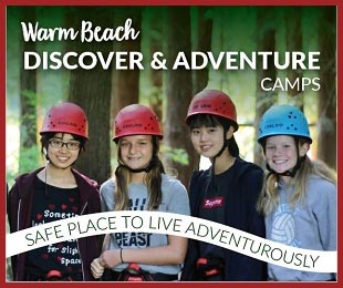 Warm Beach Discover & Adventure Camps