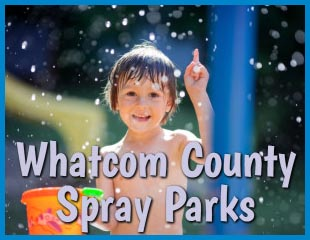 Whatcom County Spray Parks